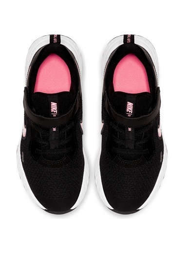 Nike Unisex Çocuk Siyah Spor Ayakkabı BQ5672 - 002 REVOLUTION 5 (GS) Siyah